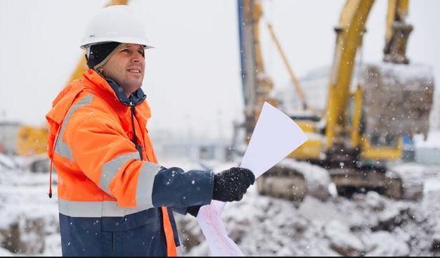 Quebrando o gelo  O frio na Segurança do Trabalho! – Prolife 7f6e204535