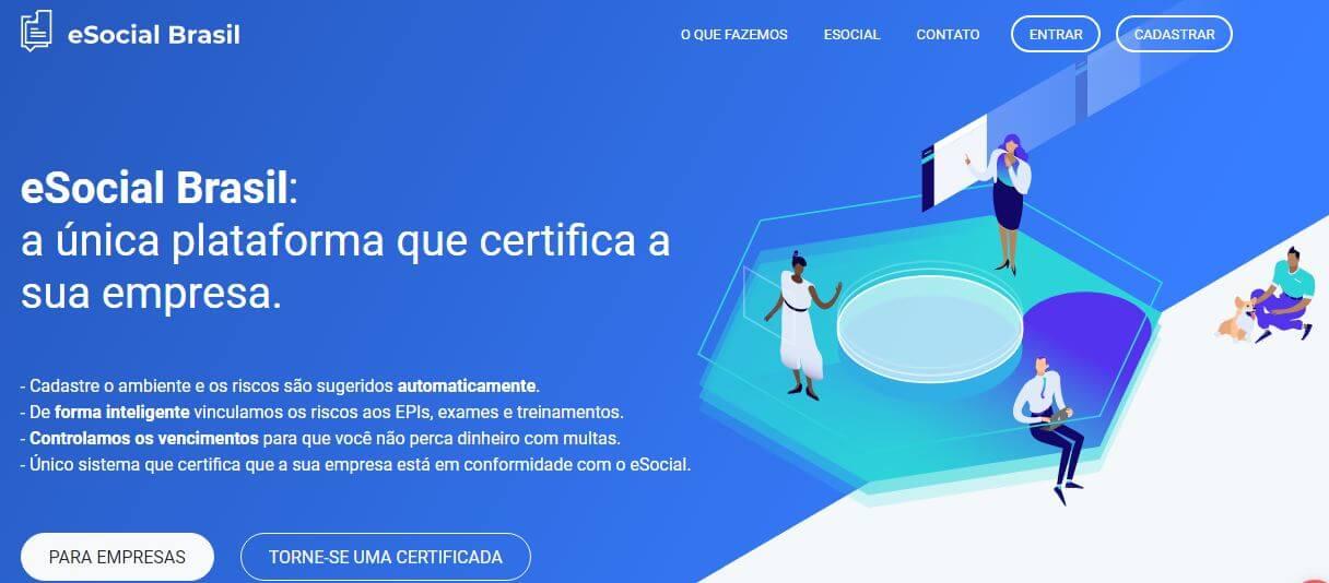 sistema eSocial Brasil