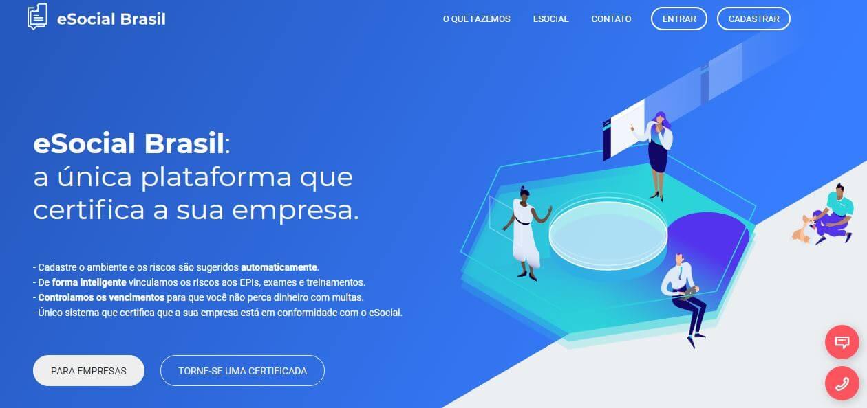 software eSocial Brasil
