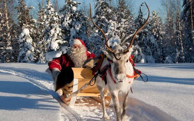 Papai Noel e a SST