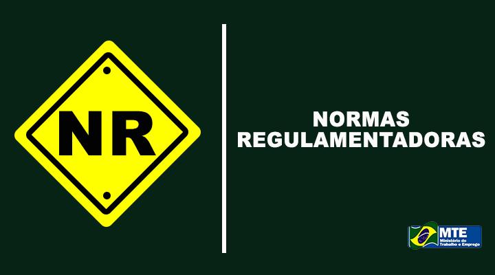 Baixar NR Normas Regulamentadoras